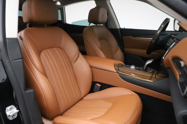 New 2019 Maserati Levante Q4 GranLusso for sale $89,550 at Maserati of Westport in Westport CT 06880 21