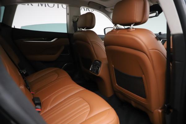 New 2019 Maserati Levante Q4 GranLusso for sale $89,550 at Maserati of Westport in Westport CT 06880 22