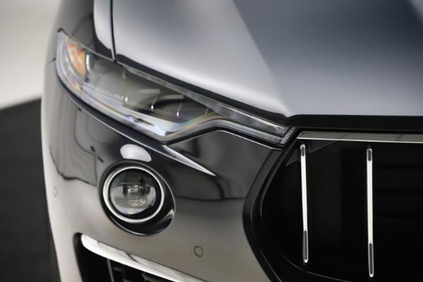 New 2019 Maserati Levante Q4 GranLusso for sale $89,550 at Maserati of Westport in Westport CT 06880 27