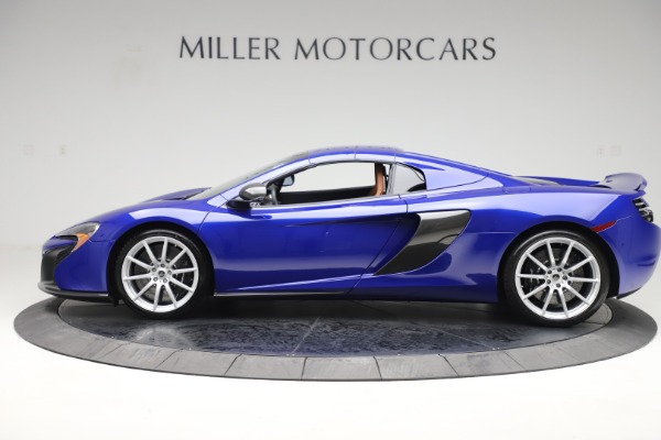Used 2015 McLaren 650S SPIDER Convertible for sale Sold at Maserati of Westport in Westport CT 06880 16