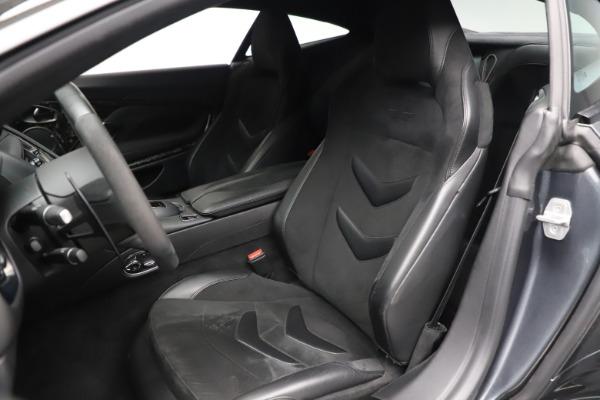 Used 2019 Aston Martin DBS Superleggera Coupe for sale Sold at Maserati of Westport in Westport CT 06880 15