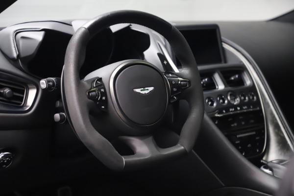 Used 2019 Aston Martin DBS Superleggera Coupe for sale Sold at Maserati of Westport in Westport CT 06880 16