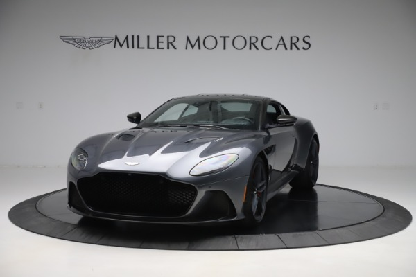 Used 2019 Aston Martin DBS Superleggera Coupe for sale Sold at Maserati of Westport in Westport CT 06880 2