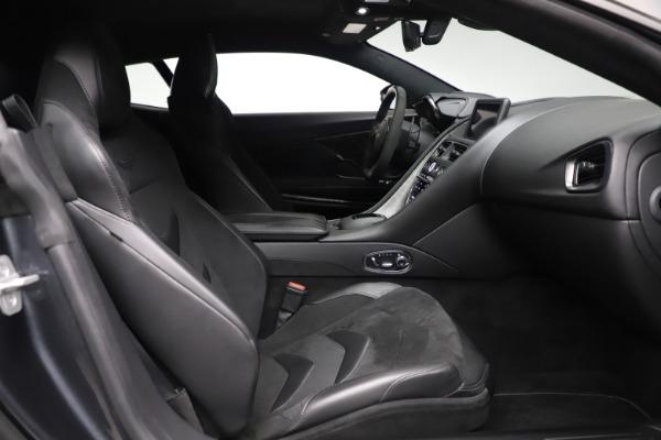 Used 2019 Aston Martin DBS Superleggera Coupe for sale Sold at Maserati of Westport in Westport CT 06880 23