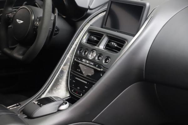Used 2019 Aston Martin DBS Superleggera Coupe for sale Sold at Maserati of Westport in Westport CT 06880 25