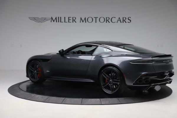 Used 2019 Aston Martin DBS Superleggera Coupe for sale Sold at Maserati of Westport in Westport CT 06880 4