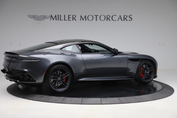 Used 2019 Aston Martin DBS Superleggera Coupe for sale Sold at Maserati of Westport in Westport CT 06880 8
