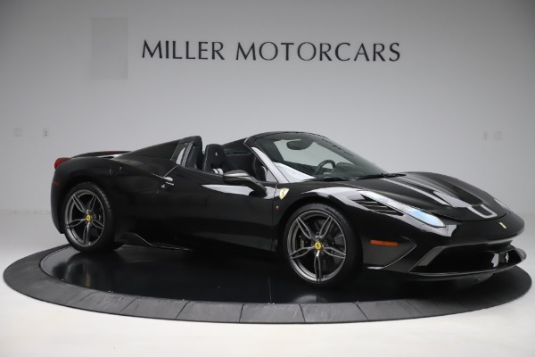 Used 2015 Ferrari 458 Speciale Aperta for sale $635,900 at Maserati of Westport in Westport CT 06880 10