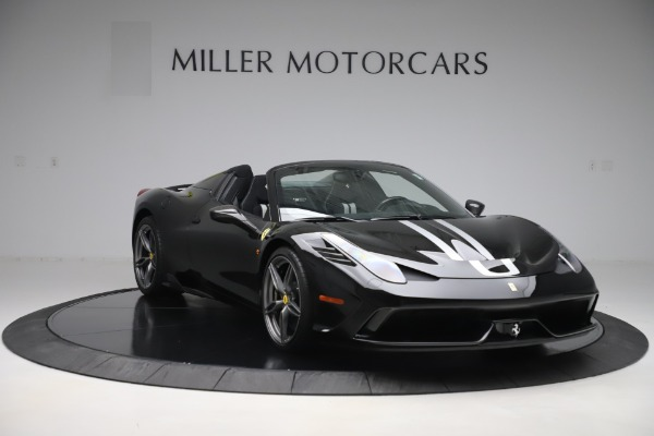 Used 2015 Ferrari 458 Speciale Aperta for sale $635,900 at Maserati of Westport in Westport CT 06880 11