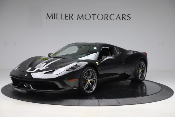 Used 2015 Ferrari 458 Speciale Aperta for sale $635,900 at Maserati of Westport in Westport CT 06880 13