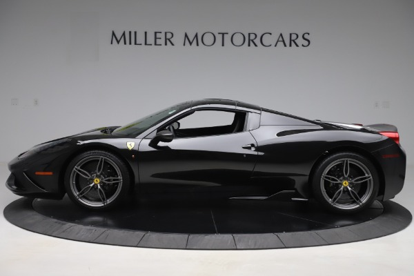 Used 2015 Ferrari 458 Speciale Aperta for sale $635,900 at Maserati of Westport in Westport CT 06880 14