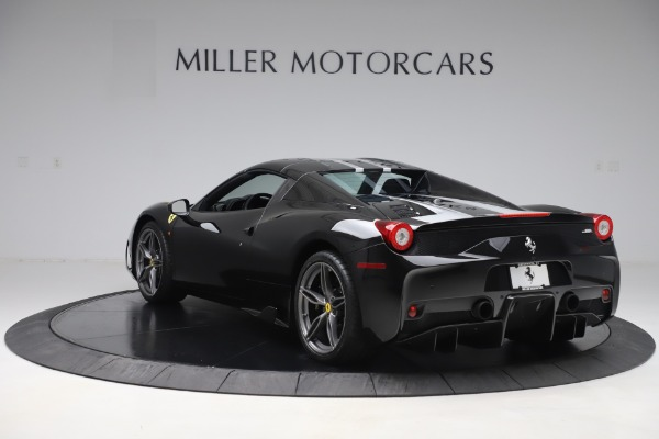 Used 2015 Ferrari 458 Speciale Aperta for sale $635,900 at Maserati of Westport in Westport CT 06880 15