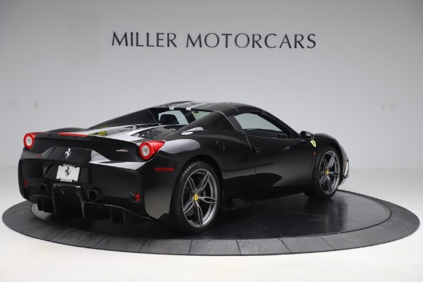 Used 2015 Ferrari 458 Speciale Aperta for sale $635,900 at Maserati of Westport in Westport CT 06880 16