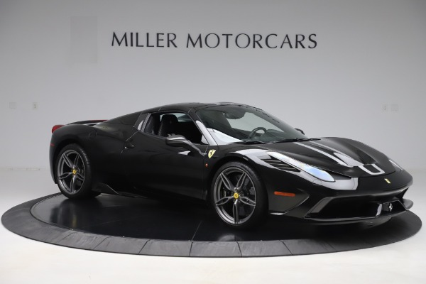 Used 2015 Ferrari 458 Speciale Aperta for sale $635,900 at Maserati of Westport in Westport CT 06880 18
