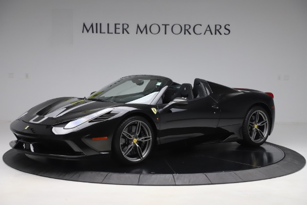 Used 2015 Ferrari 458 Speciale Aperta for sale $635,900 at Maserati of Westport in Westport CT 06880 2