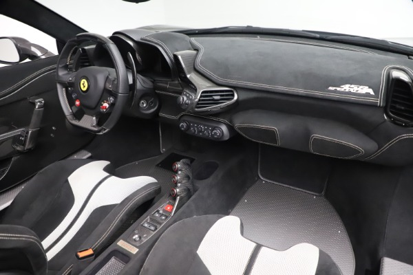 Used 2015 Ferrari 458 Speciale Aperta for sale $635,900 at Maserati of Westport in Westport CT 06880 26