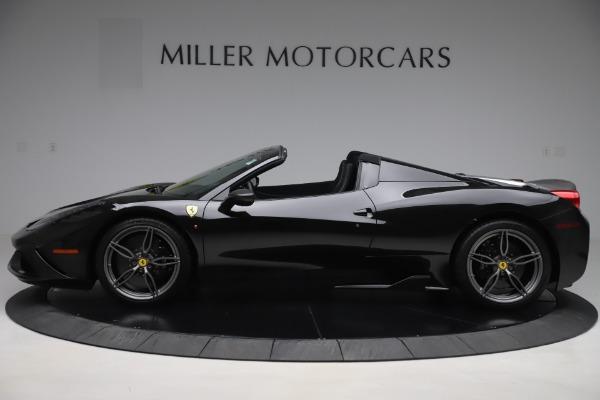 Used 2015 Ferrari 458 Speciale Aperta for sale $635,900 at Maserati of Westport in Westport CT 06880 3