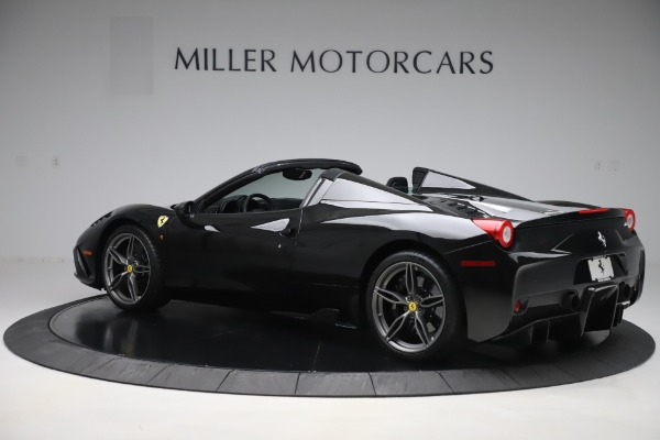 Used 2015 Ferrari 458 Speciale Aperta for sale $635,900 at Maserati of Westport in Westport CT 06880 4