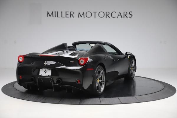 Used 2015 Ferrari 458 Speciale Aperta for sale $635,900 at Maserati of Westport in Westport CT 06880 7