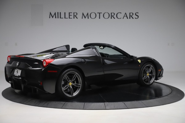 Used 2015 Ferrari 458 Speciale Aperta for sale $635,900 at Maserati of Westport in Westport CT 06880 8