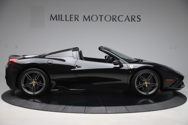 Used 2015 Ferrari 458 Speciale Aperta for sale $635,900 at Maserati of Westport in Westport CT 06880 9