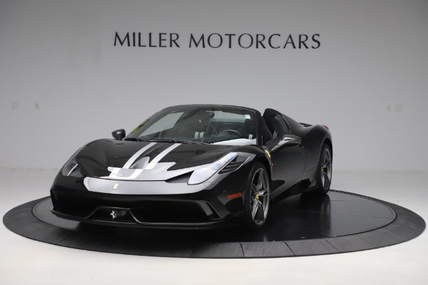Used 2015 Ferrari 458 Speciale Aperta for sale $635,900 at Maserati of Westport in Westport CT 06880 1
