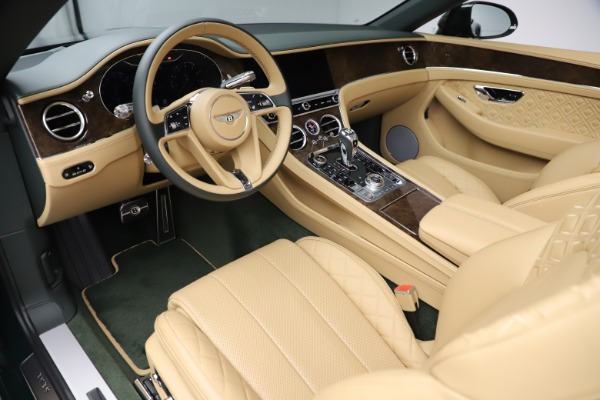 New 2020 Bentley Continental GTC V8 for sale Sold at Maserati of Westport in Westport CT 06880 26