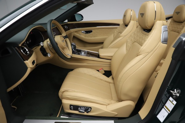 New 2020 Bentley Continental GTC V8 for sale Sold at Maserati of Westport in Westport CT 06880 28