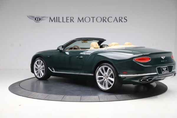 New 2020 Bentley Continental GTC V8 for sale Sold at Maserati of Westport in Westport CT 06880 4