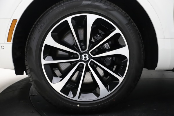 New 2020 Bentley Bentayga V8 for sale Sold at Maserati of Westport in Westport CT 06880 15