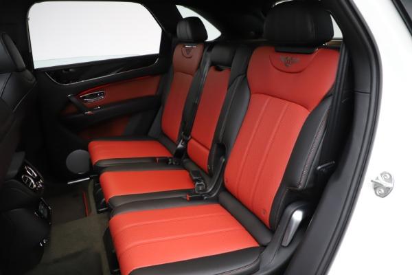 New 2020 Bentley Bentayga V8 for sale Sold at Maserati of Westport in Westport CT 06880 23
