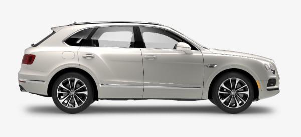 New 2020 Bentley Bentayga V8 for sale $202,735 at Maserati of Westport in Westport CT 06880 2