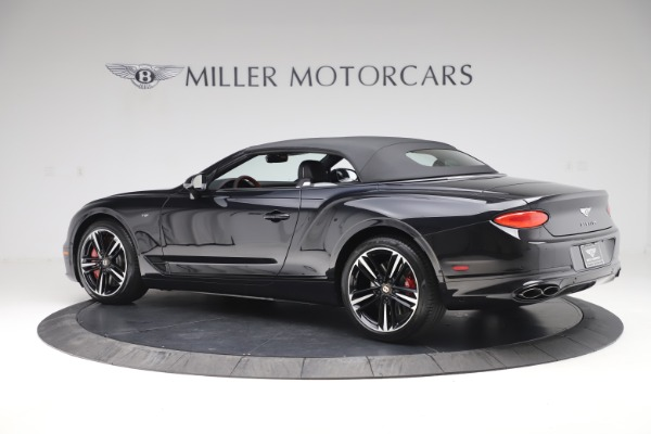 New 2020 Bentley Continental GTC V8 for sale Sold at Maserati of Westport in Westport CT 06880 15