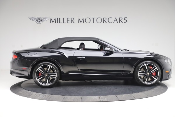 New 2020 Bentley Continental GTC V8 for sale Sold at Maserati of Westport in Westport CT 06880 17