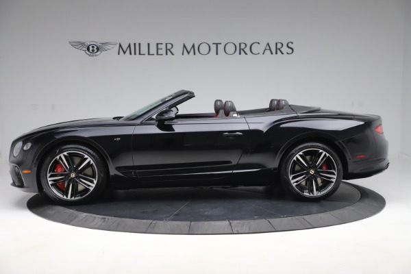 New 2020 Bentley Continental GTC V8 for sale Sold at Maserati of Westport in Westport CT 06880 3