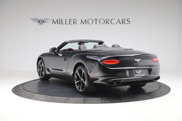 New 2020 Bentley Continental GTC V8 for sale Sold at Maserati of Westport in Westport CT 06880 5