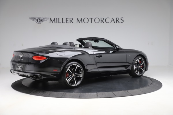 New 2020 Bentley Continental GTC V8 for sale Sold at Maserati of Westport in Westport CT 06880 8