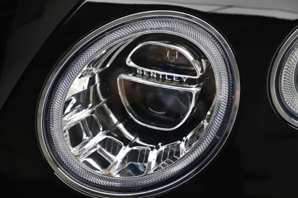 New 2020 Bentley Bentayga V8 for sale Sold at Maserati of Westport in Westport CT 06880 14
