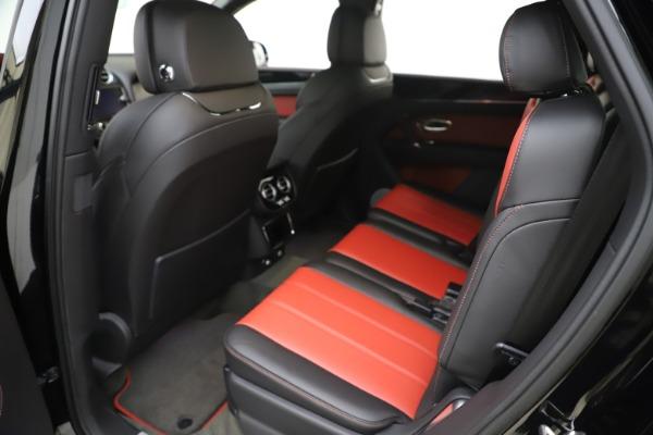 New 2020 Bentley Bentayga V8 for sale Sold at Maserati of Westport in Westport CT 06880 19