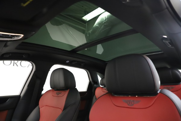 New 2020 Bentley Bentayga V8 for sale Sold at Maserati of Westport in Westport CT 06880 21