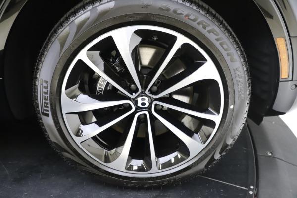 New 2020 Bentley Bentayga V8 for sale Sold at Maserati of Westport in Westport CT 06880 28
