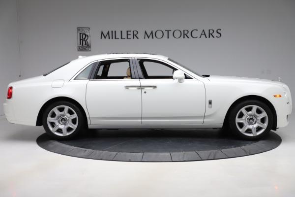 Used 2015 Rolls-Royce Ghost for sale $166,900 at Maserati of Westport in Westport CT 06880 10
