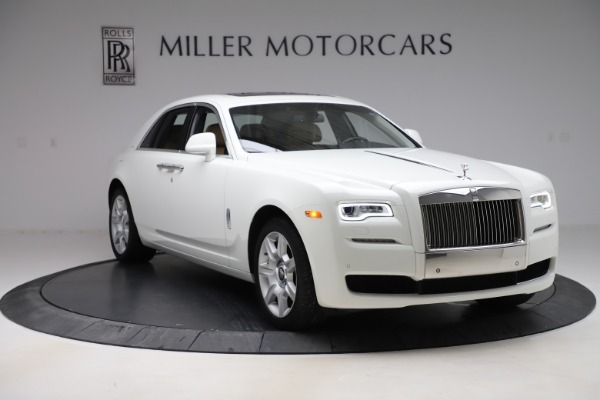Used 2015 Rolls-Royce Ghost for sale $166,900 at Maserati of Westport in Westport CT 06880 12
