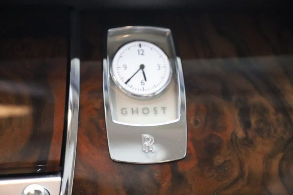 Used 2015 Rolls-Royce Ghost for sale $166,900 at Maserati of Westport in Westport CT 06880 18