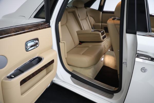 Used 2015 Rolls-Royce Ghost for sale $166,900 at Maserati of Westport in Westport CT 06880 21