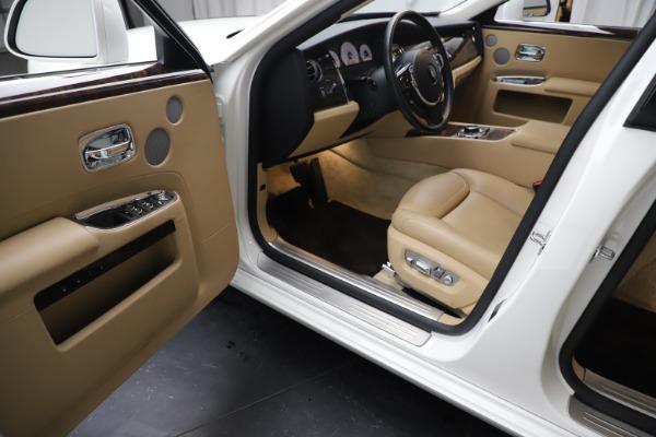 Used 2015 Rolls-Royce Ghost for sale $166,900 at Maserati of Westport in Westport CT 06880 23