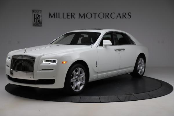 Used 2015 Rolls-Royce Ghost for sale $166,900 at Maserati of Westport in Westport CT 06880 3