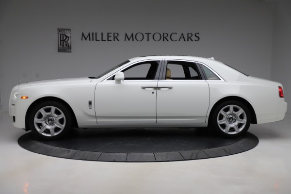 Used 2015 Rolls-Royce Ghost for sale $166,900 at Maserati of Westport in Westport CT 06880 4