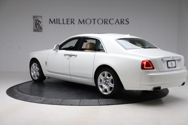 Used 2015 Rolls-Royce Ghost for sale $166,900 at Maserati of Westport in Westport CT 06880 5