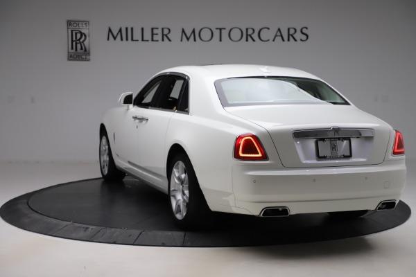Used 2015 Rolls-Royce Ghost for sale $166,900 at Maserati of Westport in Westport CT 06880 6